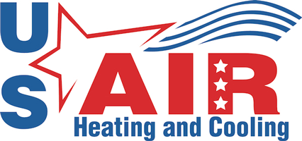 US Air Heating and Cooling Logo
